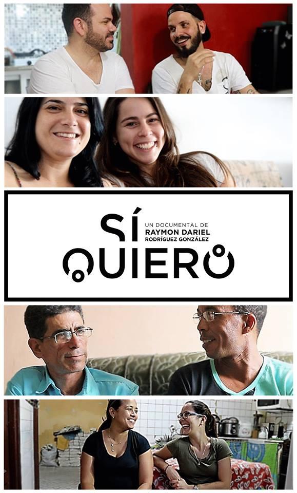 """...yo espero que en pocos años este documental sea solo el recuerdo de aquel tiempo en que todavía en Cuba dos hombres o dos mujeres no podían unirse como pareja ante la ley. ¡Ámense mientras!""""."""