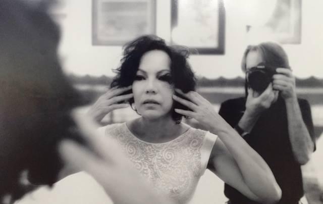 Luisa María Jiménez a través del lente de Pedro Coll. Tomada del CNAP