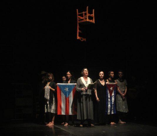 Hij@s de la Bernarda. Obra creativa de Gilda Navarra (Puerto Rico) Fotografías Racso Morejón