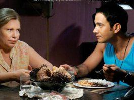 Isabel Santos y Carlos Enrique Almirante conviviendo como una familia normal.