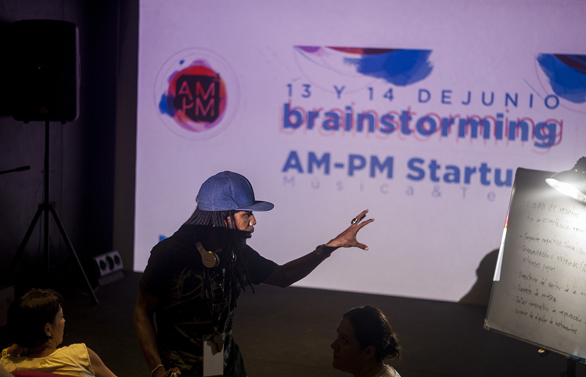 Segunda edición del evento, con la participación de Guámpara Music. Foto Fernando Medina.